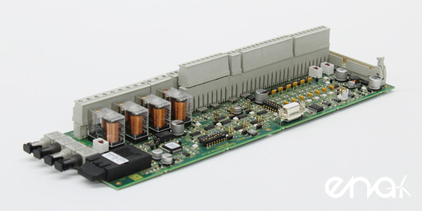 Converteam I/O Board MW3000 (GE)