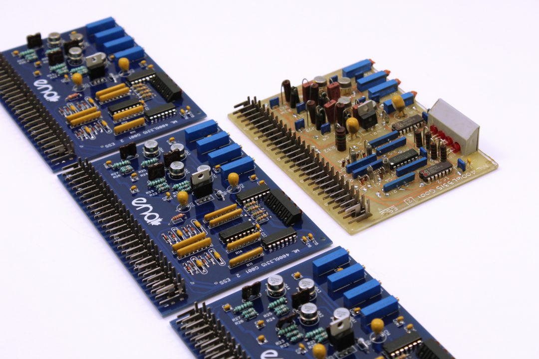 reverse engineering PCB replacement