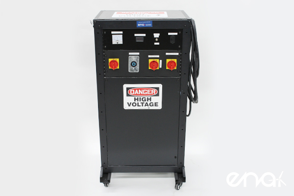 High Voltage Test Stand for electronic test equipment