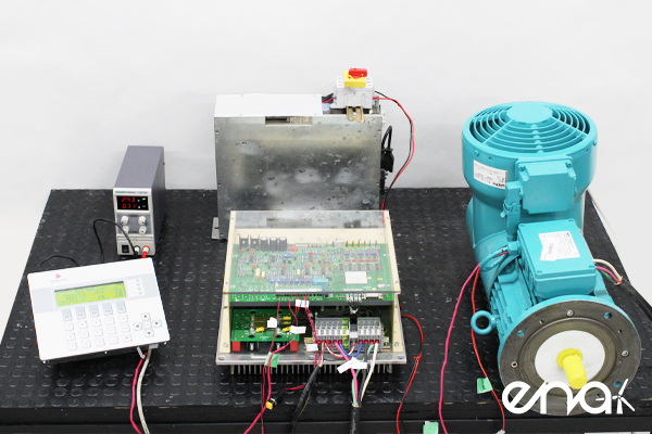 SSB DGNR 302 Pitch Thyristor Test Stand for electronic test equipment