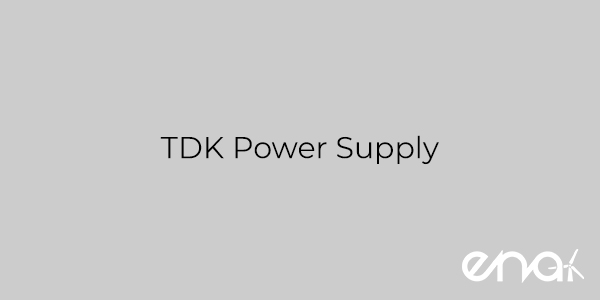 TDK Power Supply