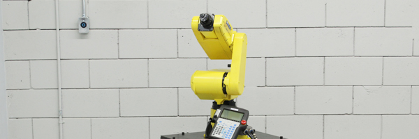 fanuc robot for electronic repair